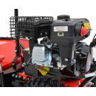 HECHT 8616 SE takarítógép elektromos indítási lehetőséggel