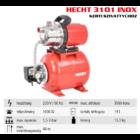 HECHT 3101 házi vízmű, 1000W, 3500l, 4.4 bar, Inox szivattyúház