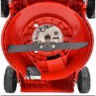 HECHT 5406 Benzinmotoros fűgyűjtős fűnyíró, 41cm, OHV, műanyag ház
