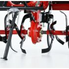 HECHT 7100 Benzinmotoros kapálógép, 212cm3, 3x2 kapatag, 3+1 sebesség, járókerék nélkül