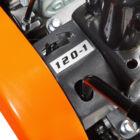 Oleo-mac MH 198 RK sebességváltós kapálógép, 3x3 kapatag, 182 cm³, Emak K 800