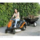 Oleo-Mac Mistral 72/13 H 4in1 fűgyűjtős fűnyíró traktor, 72 cm, B&S Powerbuilt 3125 AVS, - ÖSSZESZERELVE ÉS HASZNÁLATRA KÉSZEN SZÁLLÍTJUK!