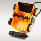 Riwall REV 3213 elektromos gyeplazító-gyepszellőztető 1300 W