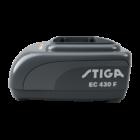 STIGA EC 430 F akkumulátor töltő, 48V, 3.0A szimpla gyorstöltő