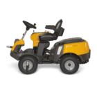 STIGA PARK PRO 340 IX B&S - Vanguard 18hp, frontkaszás fűnyíró traktor, 95-125cm-ig, Briggs 570cm3, 11.8kW, vágóasztal nélkül, - ÖSSZESZERELVE ÉS HASZNÁLATRA KÉSZEN SZÁLLÍTJUK!