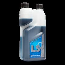 Husqvarna LS+ Low Smoke+ 2ütemű motorolaj 1 L