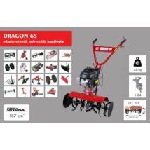 KF DRAGON 65 Honda motoros 6 kapás kapálógép