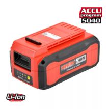 HECHT 005025 B - Akkumulátor 40V 2,5 Ah (AKKU program 5040)