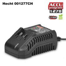HECHT 001277 CH - Akkumulátor töltő 20V, AKKU1278-hoz