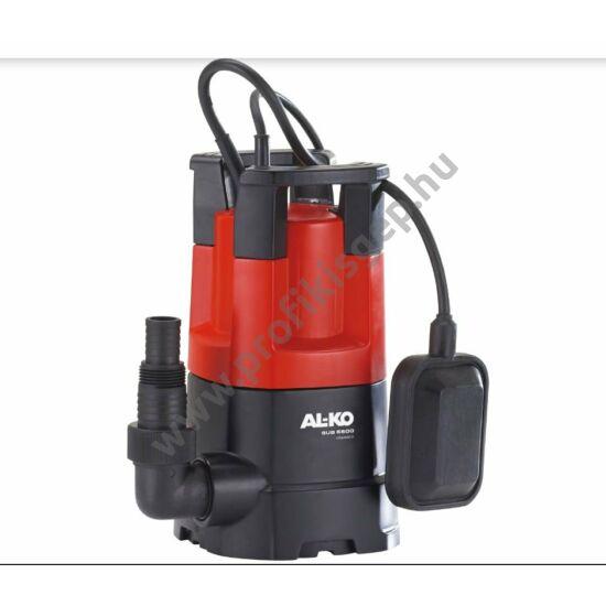AL-KO SUB 6500 tisztavíz búvárszivattyú**