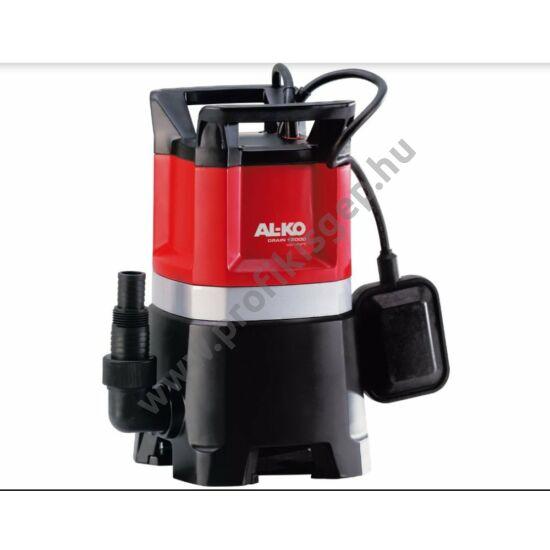 AL-KO Drain 12000 Comfort szennyezettvíz búvárszivattyú