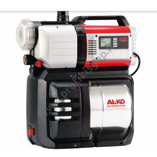 AL-KO HW 5000 FMS Premium házi vízmű - INOX tartállyal