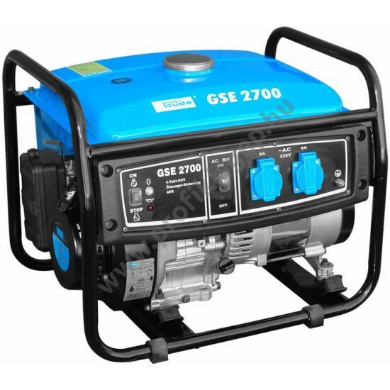 Güde Agregátor GSE 2700 - 40628