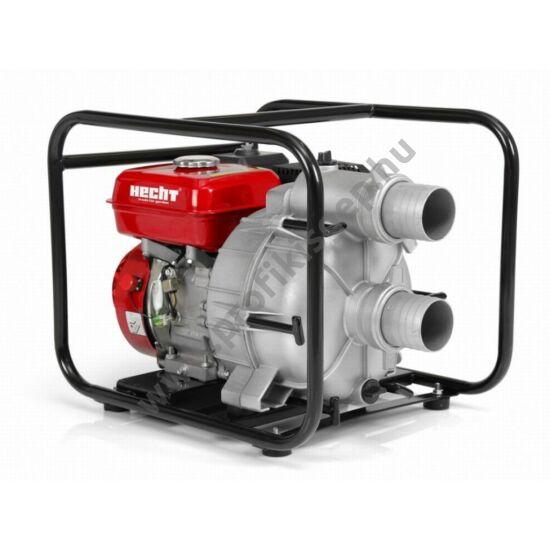 HECHT 3680 benzinmotoros zagyszivattyú 3 col + AJÁNDÉK 16GB HECHT PENDRIVE!