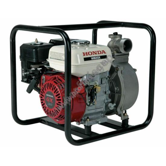 Honda WB 20 motoros szivattyú 2 col,