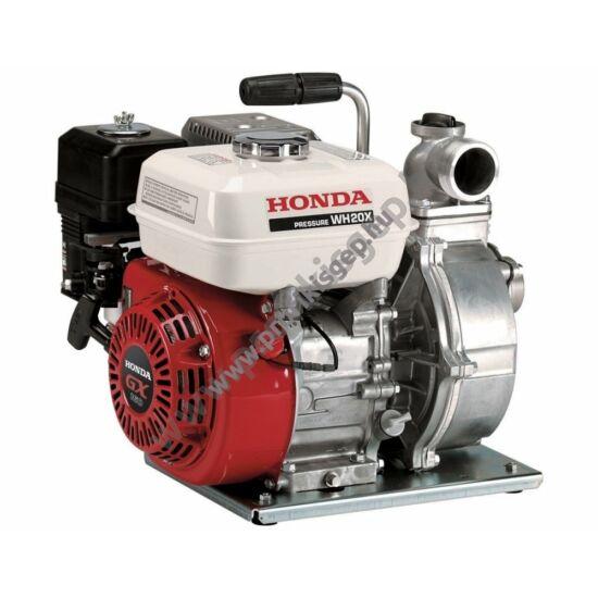 Honda WH 20 motoros nagynyomású szivattyú + AJÁNDÉK BEÜZEMELÉSSEL 2 col