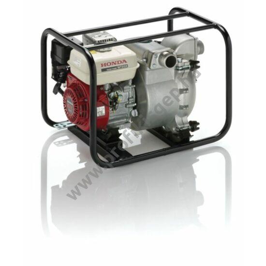 Honda WT 20 motoros szivattyú - szennyezettvíz szivattyú + AJÁNDÉK BEÜZEMELÉSSEL 2col