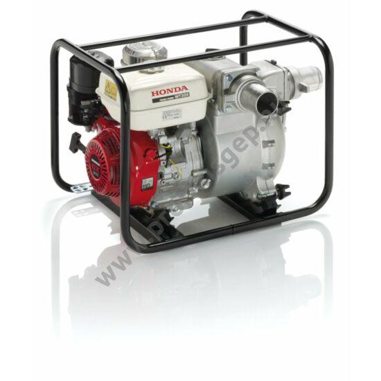Honda WT 30 motoros szivattyú - szennyezettvíz szivattyú 3 col,