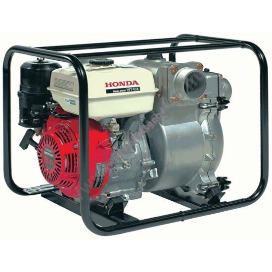 Honda WT 40 motoros szivattyú - szennyezettvíz szivattyú 4 col,