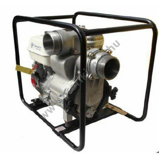 AGT SWT100HX zagyszivattyú, HONDA GX340, 2000 liter/perc, 2.4 bár, 4 coll. 30mm szemcseméretig