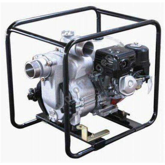 AGT SWT50HX zagyszivattyú, HONDA GX160, 600 liter/perc, 2.6 bár, 2 coll. 20mm szemcseméretig