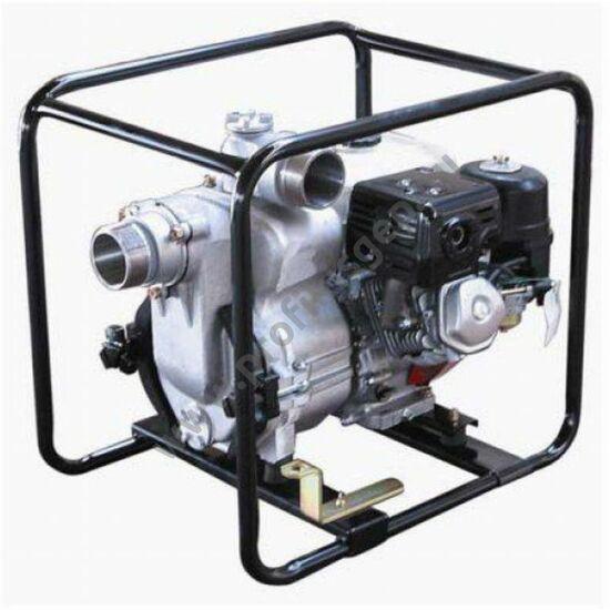 AGT SWT80HX zagyszivattyú, HONDA GX240, 1300 liter/perc, 2.8 bár, 3 coll. 25mm szemcseméretig