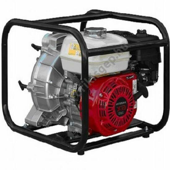 AGT WPT20HX zagyszivattyú, HONDA GX160, 415 liter/perc, 2.5 bár, 2 coll. 15mm szemcseméretig