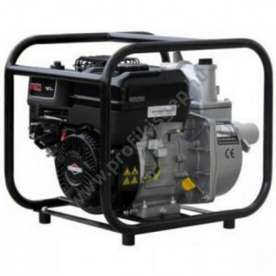 AGT WP20BSX vízszivattyú, Briggs 550, 600 liter/perc, 2.6 bár, 2 coll