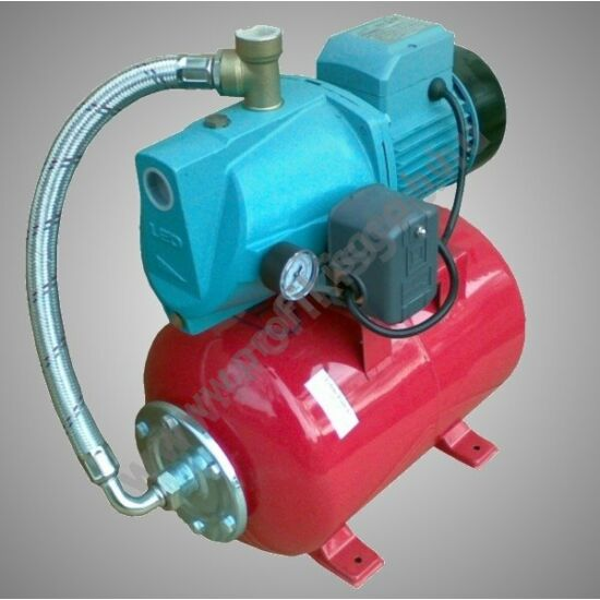 Leo XWJm 100/76-24CL házi vízellátó 24 literes tartállyal