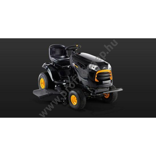 McCulloch M200-117T kidobós fűnyíró traktor - hidrós váltóval - 2 hengeres olajszivattyús motorral