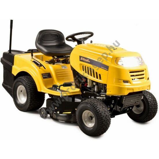 Riwall RLT 92 H gyűjtős fűnyíró traktor  - ÖSSZESZERELVE ÉS HASZNÁLATRA KÉSZEN SZÁLLÍTJUK!