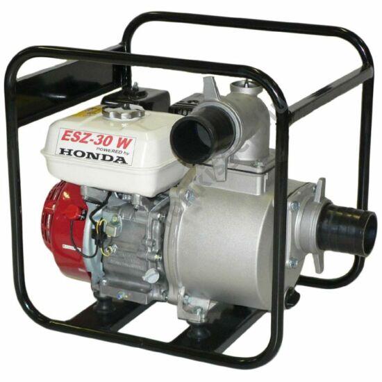 TRESZ ESZ-30 W vízszivattyú HONDA GX-160 motorral 3 col,