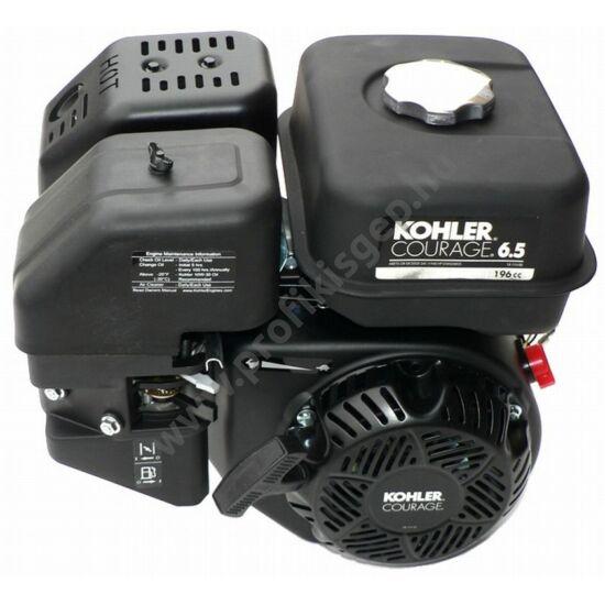 KOHLER SH-265 6.5 LE benzinmotor kúpos tengelycsonkkal