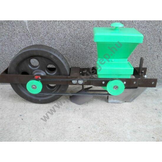 G2 gépi vetőelem - komplett, egy kerékkel, kar nélkül